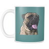 Bullmastiff Dog Mugs & Coffee Cups - Bullmastiff Coffee Mugs - TeeAmazing - 6
