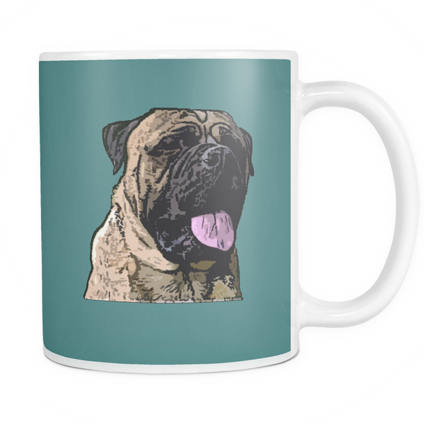 Bullmastiff Dog Mugs & Coffee Cups - Bullmastiff Coffee Mugs - TeeAmazing - 5