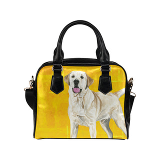 Labrador Retriever Water Colour No.1 Shoulder Handbag - TeeAmazing