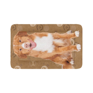 "Nova Scotia Duck Tolling Retriever Dog Pet Bed 48""x30"" - TeeAmazing"