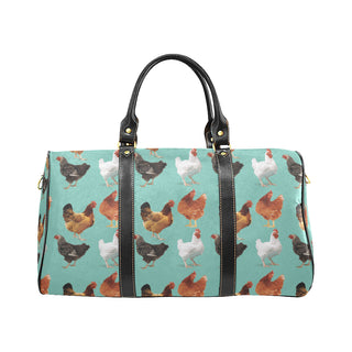 Chicken Pattern New Waterproof Travel Bag/Small - TeeAmazing