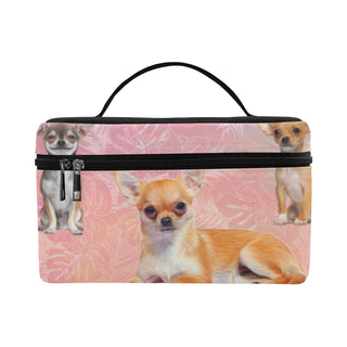 Chihuahua Lover Cosmetic Bag/Large - TeeAmazing