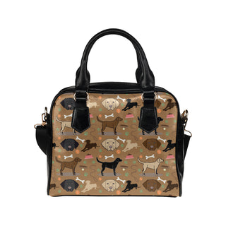 Labrador 3 Colors Shoulder Handbag - TeeAmazing