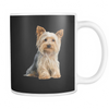 Yorkshire Terrier Dog Mugs & Coffee Cups - Yorkshire Terrier Coffee Mugs - TeeAmazing - 3