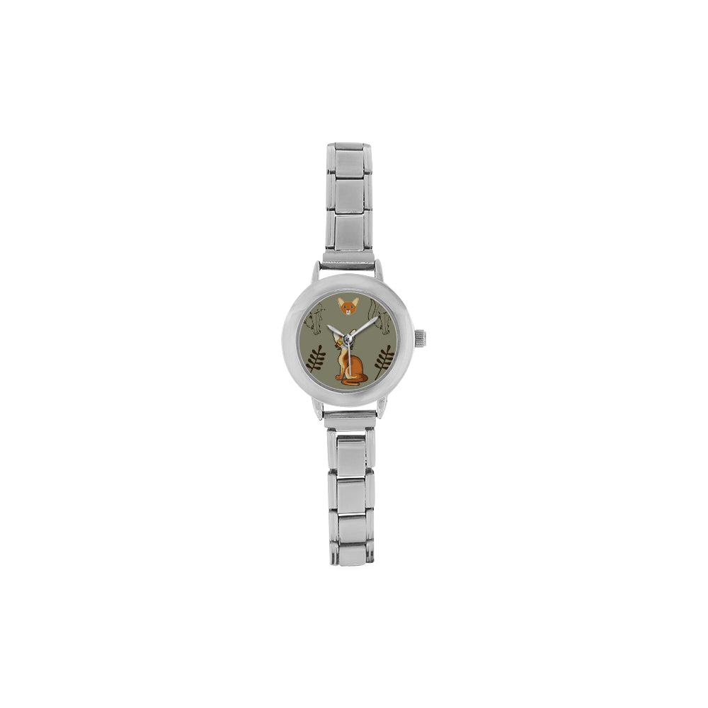 Abyssinian Women's Italian Charm Watch - TeeAmazing