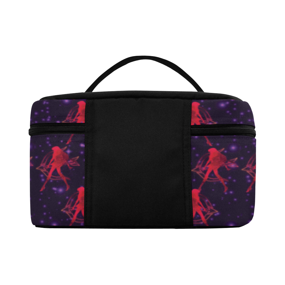 Sailor Mars Cosmetic Bag/Large - TeeAmazing