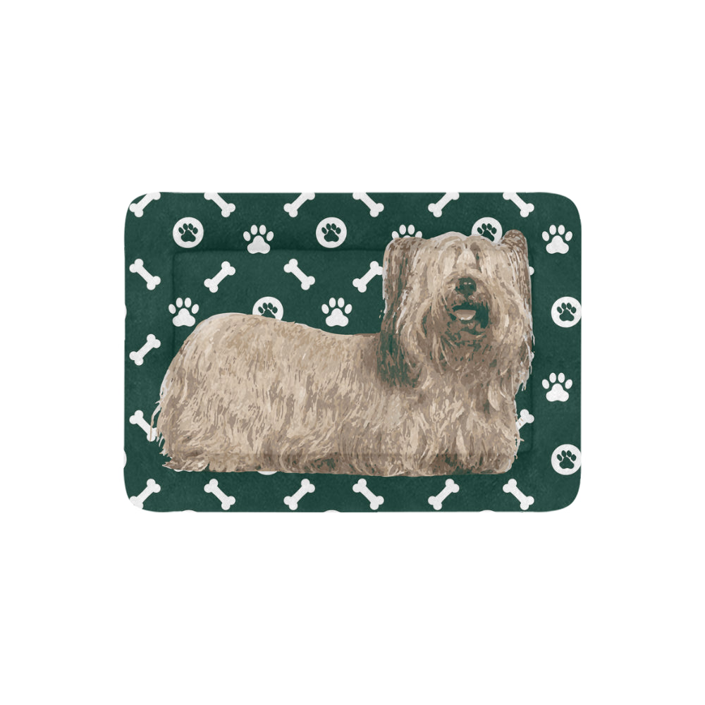 "Skye Terrier Dog Beds 30""x21"" - TeeAmazing"