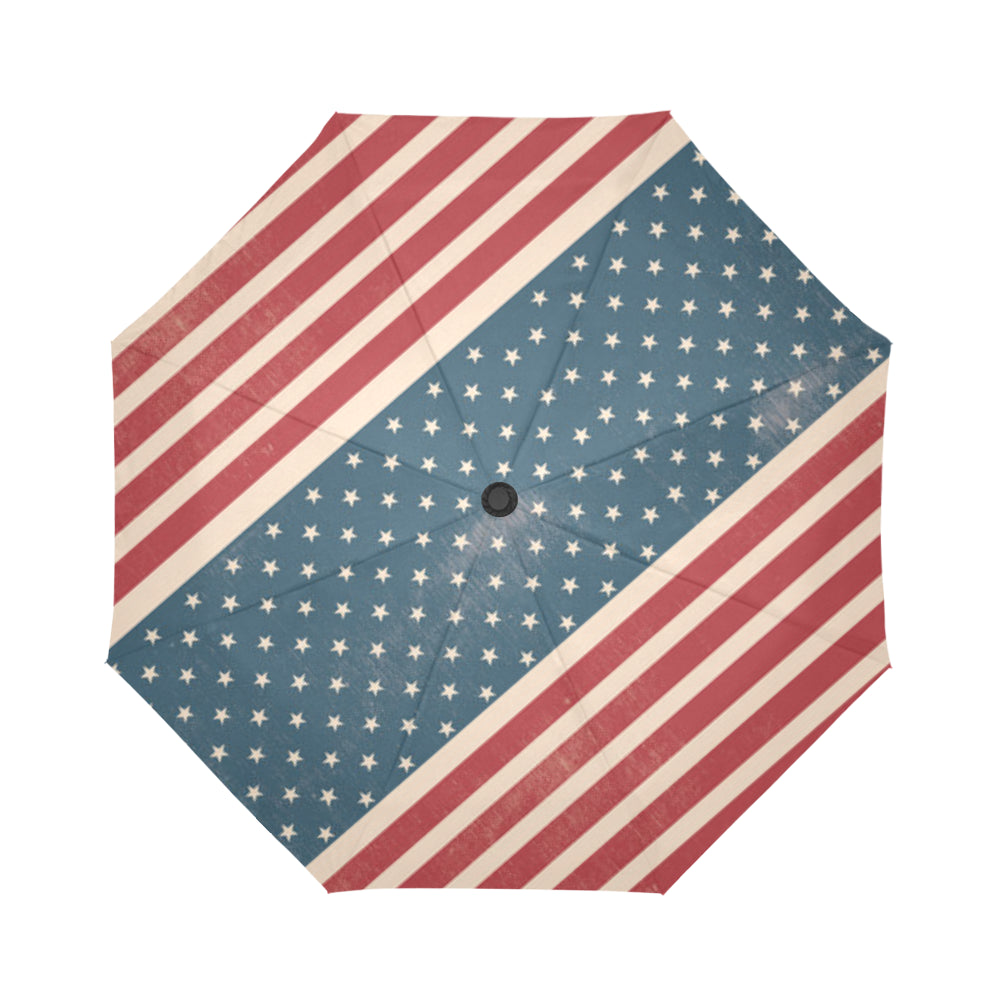 4th July V2 Auto-Foldable Umbrella - TeeAmazing