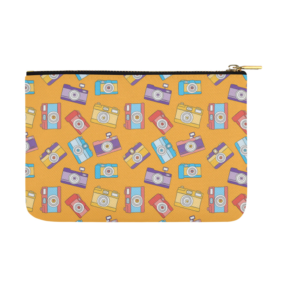 Photography Camera Carry-All Pouch 12.5x8.5 - TeeAmazing