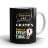 Gramps Knows More Mug - Gramps Mug - TeeAmazing - 1