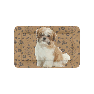"Maltese Shih Tzu Dog Dog Beds 36""x23"" - TeeAmazing"