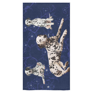 "Dalmatian Lover Bath Towel 30""x56"" - TeeAmazing"