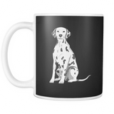 Dalmatian Dog Mugs & Coffee Cups - Dalmatian Coffee Mugs - TeeAmazing - 4