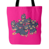 Pattern Yorkshire Terrier Dog Tote Bags - Yorkshire Terrier Bags - TeeAmazing - 4