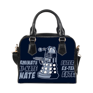 Dalek Purse & Handbags - Doctor Who Bags - TeeAmazing