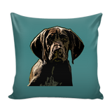 German Shorthaired Pointer Dog Pillow Cover - German Shorthaired Pointer Accessories - TeeAmazing - 3