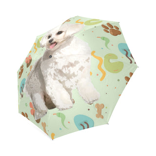 Maltipoo Foldable Umbrella - TeeAmazing