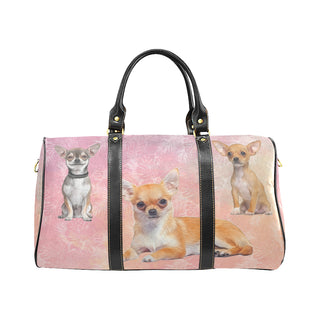 Chihuahua Lover New Waterproof Travel Bag/Small - TeeAmazing