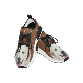 Great Pyrenees Dog Women's Draco Running Shoes - TeeAmazing