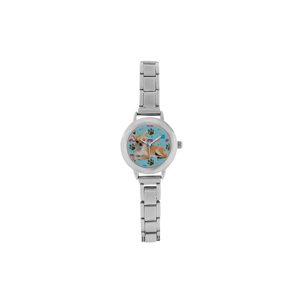 Chihuahua Women's Italian Charm Watch - TeeAmazing