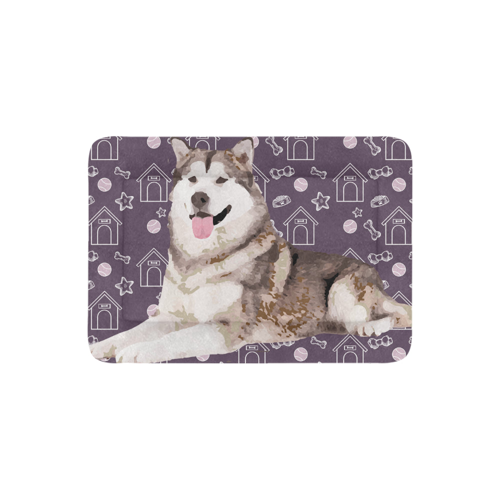 "Alaskan Malamute Dog Beds 30""x21"" - TeeAmazing"
