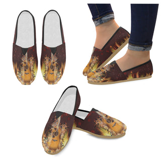 Guitar Lover Women's Casual Shoes