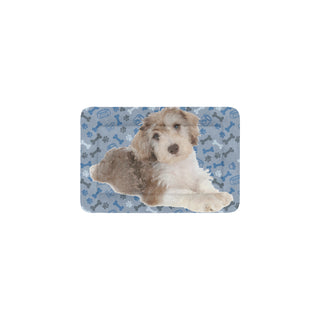 "Schnoodle Dog Dog Beds 18""x12"" - TeeAmazing"