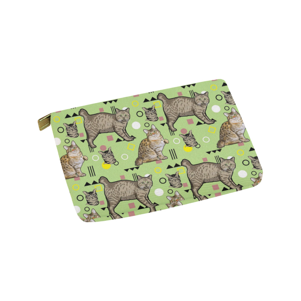 American Bobtail Carry-All Pouch 9.5x6 - TeeAmazing