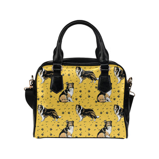 Collie Shoulder Handbag - TeeAmazing