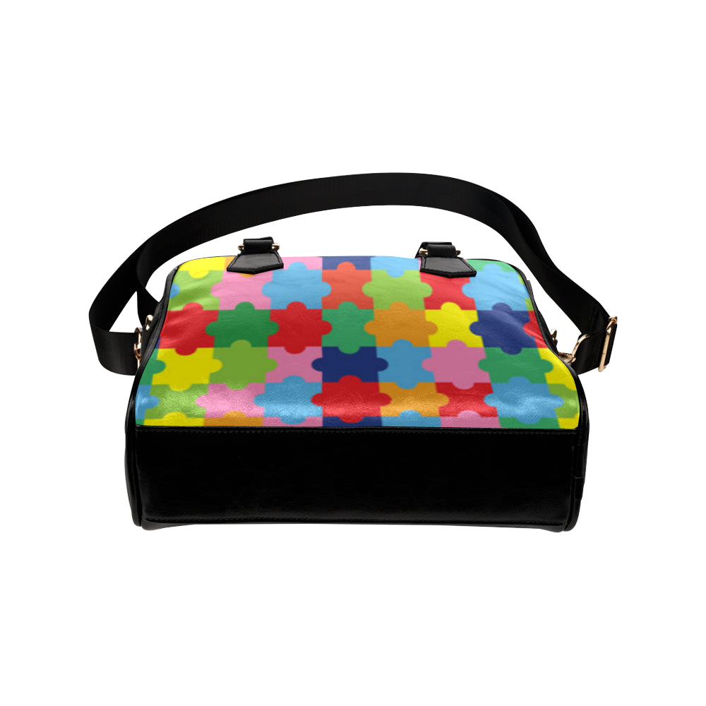 Autism Shoulder Handbag - TeeAmazing