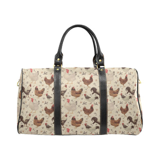 Chicken New Waterproof Travel Bag/Large - TeeAmazing