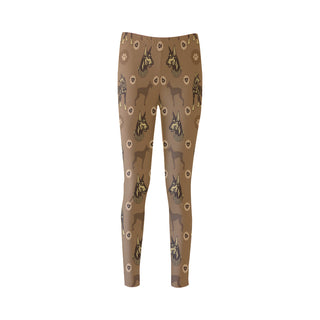 Doberman Cassandra Women's Leggings - TeeAmazing