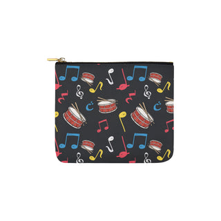 Snare Drum Pattern Carry-All Pouch 6x5 - TeeAmazing