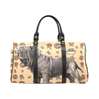 Neapolitan Mastiff Dog New Waterproof Travel Bag/Large - TeeAmazing