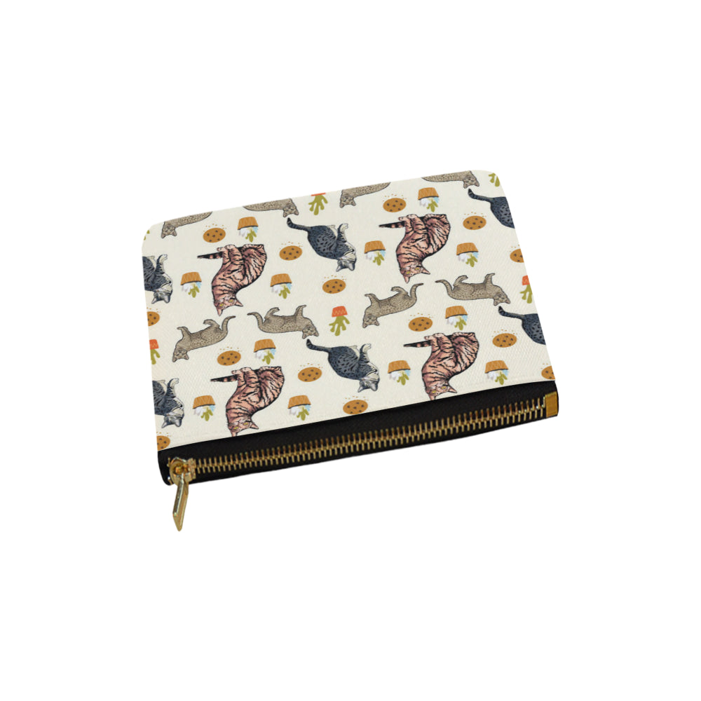 Ocicat Carry-All Pouch 6x5 - TeeAmazing