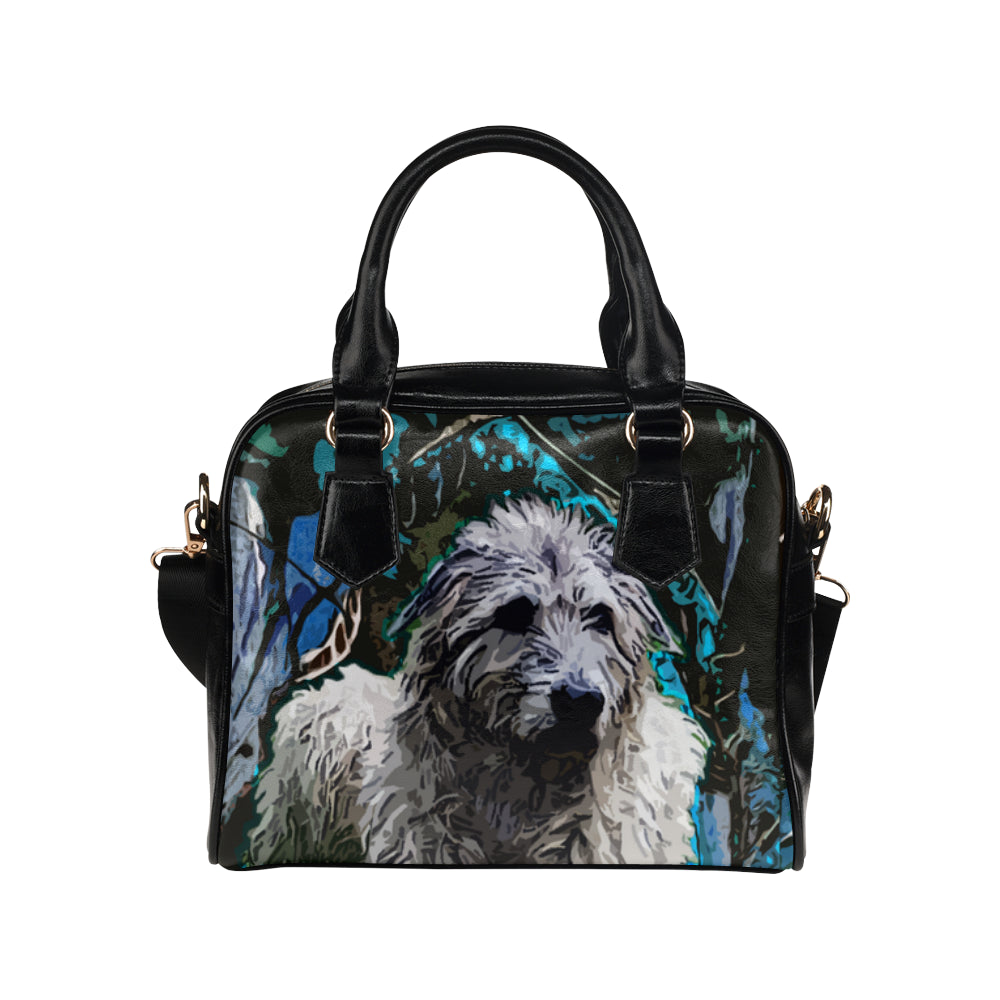 Irish Wolfhound Purse & Handbags - Irish Wolfhound Bags - TeeAmazing