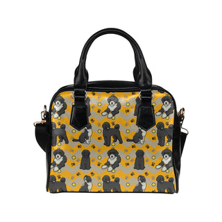 Portuguese water dog Shoulder Handbag - TeeAmazing
