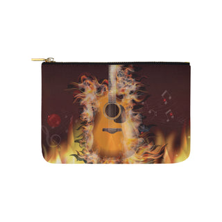 Guitar Lover Carry-All Pouch 9.5x6
