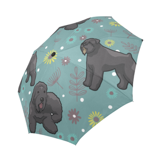 Bouviers Flower Auto-Foldable Umbrella - TeeAmazing
