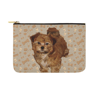 Shorkie Dog Carry-All Pouch 12.5''x8.5'' - TeeAmazing