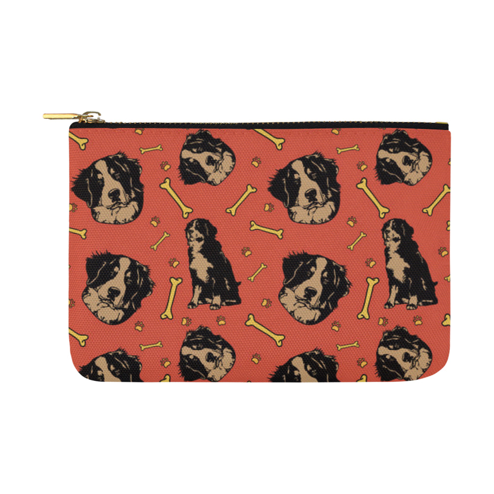 Bouviers Carry-All Pouch 12.5x8.5 - TeeAmazing