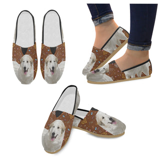 Great Pyrenees Dog Women's Casual Shoes - TeeAmazing