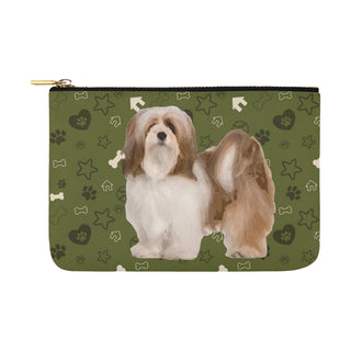 Lhasa Apso Dog Carry-All Pouch 12.5x8.5 - TeeAmazing