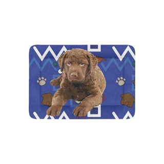 "Chesapeake Bay Retriever Dog Pet Beds 30""x21"" - TeeAmazing"