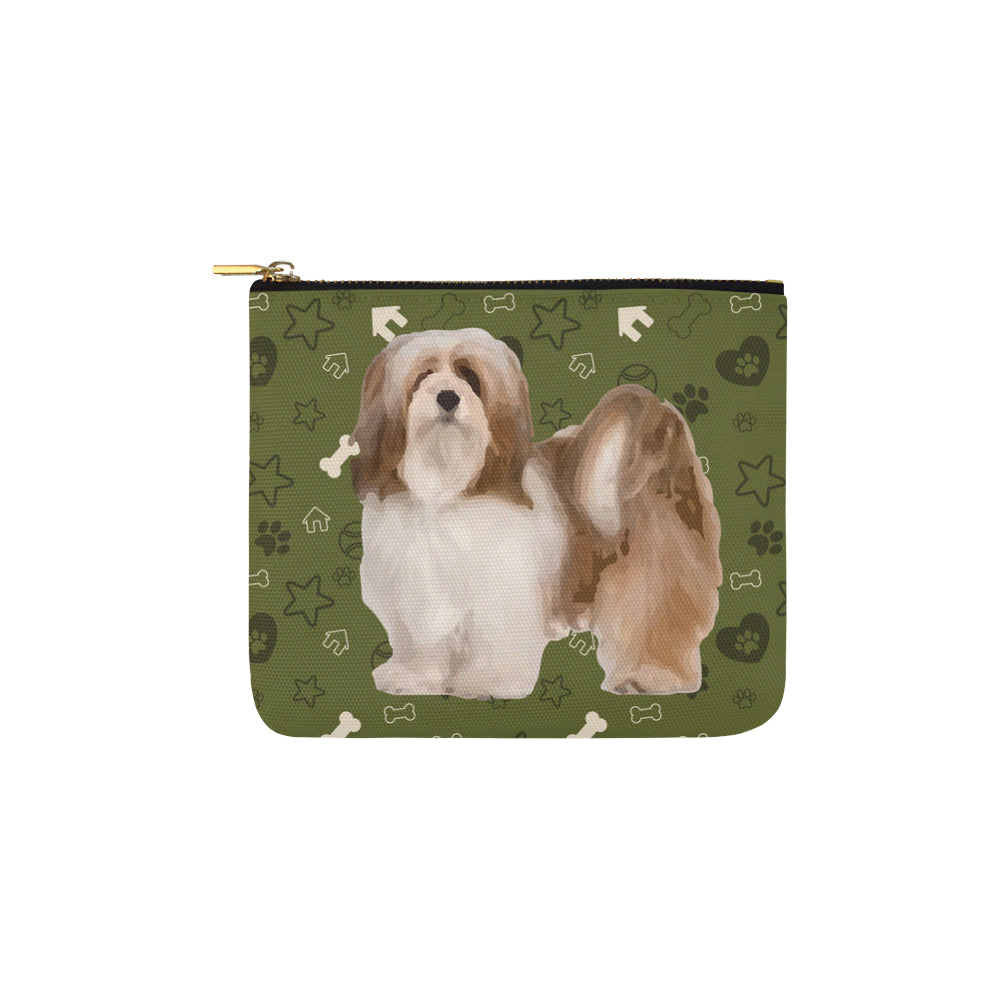 Lhasa Apso Dog Carry-All Pouch 6x5 - TeeAmazing