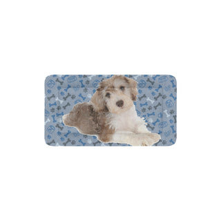 "Schnoodle Dog Dog Beds 24""x13"" - TeeAmazing"