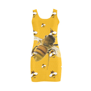 Bee Lover Medea Vest Dress - TeeAmazing