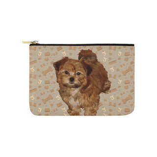 Shorkie Dog Carry-All Pouch 9.5''x6'' - TeeAmazing