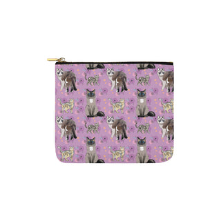 Balinese Cat Carry-All Pouch 6x5 - TeeAmazing