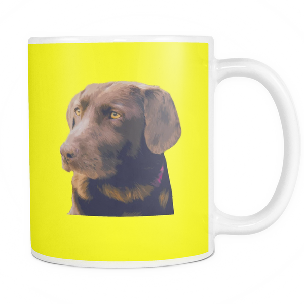 Labrador Retriever Dog Mugs & Coffee Cups - Labrador Retriever Coffee Mugs - TeeAmazing - 5